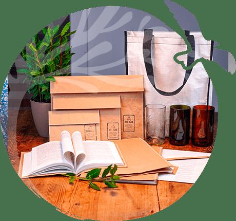 Recyklace materiálů