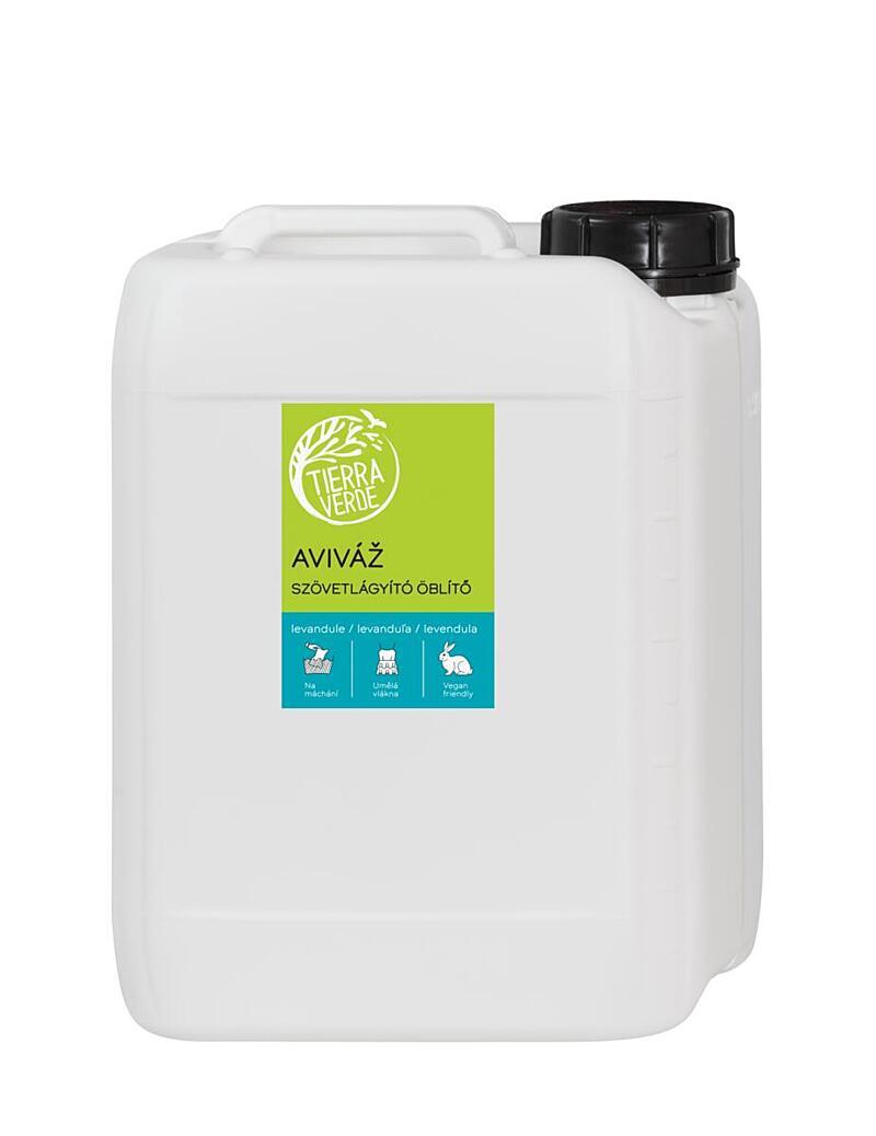 Použití produktu Aviváž (kanystr 5 l)