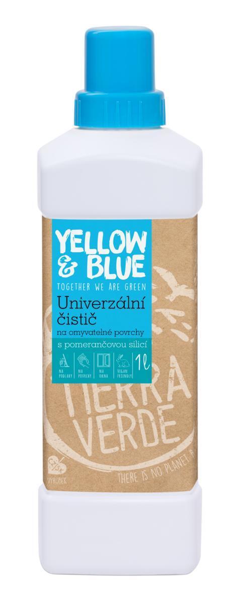 Použití produktu Univerzální čistič (lahev 1 l)